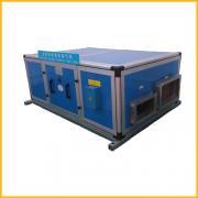 热回收卧式吊顶新风换气机 QXH-100WD全热交换器 直销