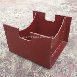 槽钢支座电厂管道用Z8槽钢支座-支吊架支座