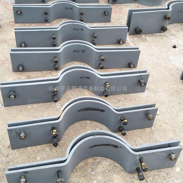 厂家供应 立管短管夹 D10立管短管夹 自产自销