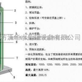 一体化污水泵站型号