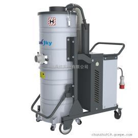 南通工业厂房用强力吸尘器涡轮电机大型吸尘器打磨车间用吸颗粒