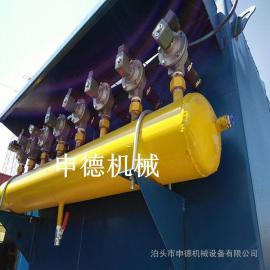 MC-24袋单机除尘器_又称小型除尘器适用小企业用户