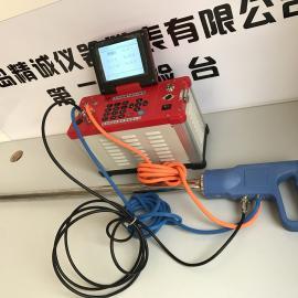 青岛精诚烟气分析仪,工业现场含氧量、氮氧化物二氧化硫检测仪
