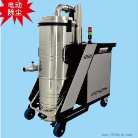 工业吸尘器HY-410自动拨片清理滤芯吸尘器 打磨配套吸尘设备