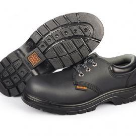 厂家直销PU注塑钢头劳保鞋防砸防刺劳保鞋安全鞋工作鞋防护鞋