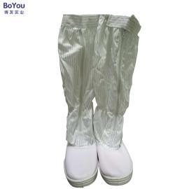 防静电鞋PVC长筒靴硬低高筒鞋无尘防护鞋洁净鞋工作鞋厂家批发