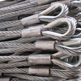 正申索具生产销售压制钢丝绳索具,钢丝绳索具价格优惠
