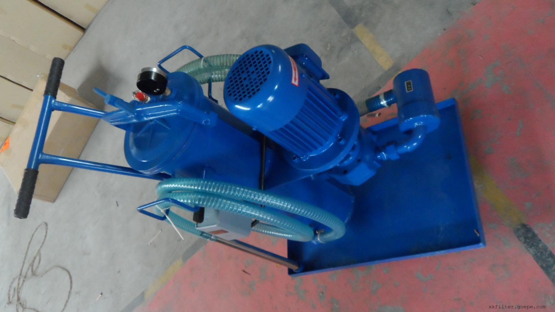 过滤设备滤油机新乡市永科净化设备产品展示luc系列滤油比亚迪专用座套图片