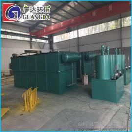 平流式溶气气浮机设备专业处理各种污水 厂家专业定制气浮