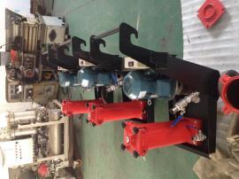 LUCD100*3滤油小车/63L流量LYC-63B液压油滤油机