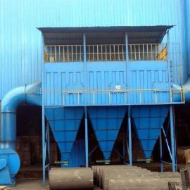 DFC、GFC、TFC分室反吹布袋除尘器 大气清灰袋式除尘器厂家