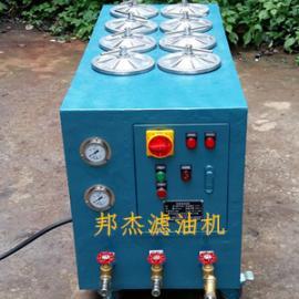 MH-100-4H液压油精密滤油机