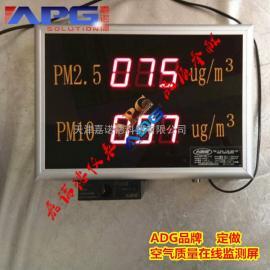 PM2.5液晶显示屏
