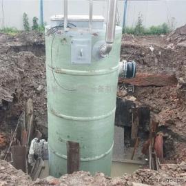 一体化污水泵站哪家好/多少钱