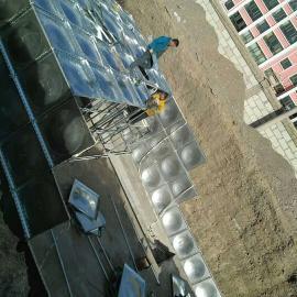 地埋箱泵一体化 地埋厂家 地埋抗浮式箱泵设备 地埋式箱泵