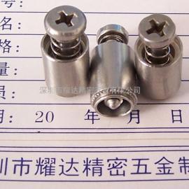 PFC2P-M3-40压铆式弹簧螺钉 松不脱螺钉 不锈钢螺丝钣金机箱螺钉