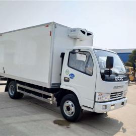 东风4米2冰冻车――程力4.2米冷藏车推荐