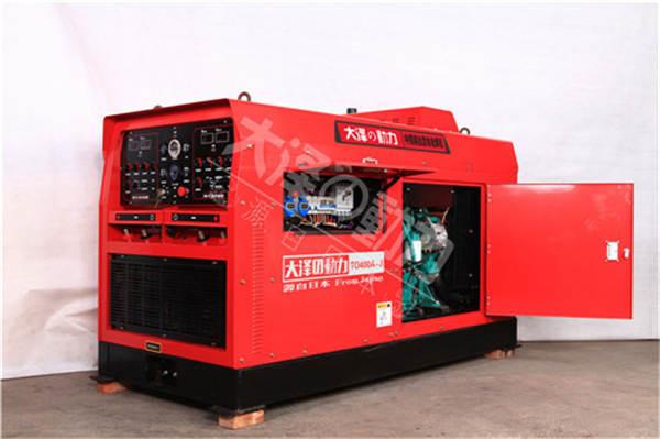 500A柴油发电电焊机报价与图片