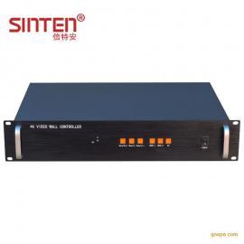24画面4K液晶电视拼接盒 多台电视拼接器 高清24画面拼接控制器