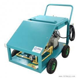 高压清洗机 350公斤电动工业用冲洗机 机械设备油污清洗高压水枪
