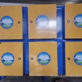 工业油雾净化器厂家生产销售30000风量工业油烟净化器