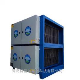 邯郸工业油雾油烟净化器20000风量低空高效油烟净化设备