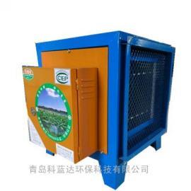 泰州餐饮厨房高空餐饮油烟净化器厂家生产销售