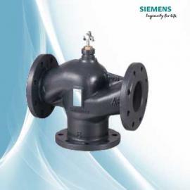 西门子温控阀VVF53.40-25电动调节阀