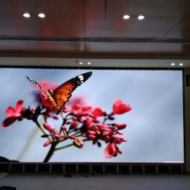 十二个平方P3高清LED彩屏全套工程造价多少钱