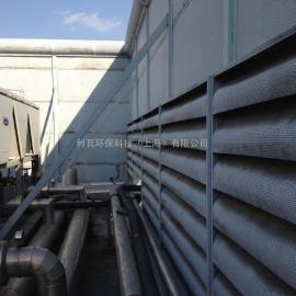 楼顶空调机组减震消音降噪,热泵减震消音降噪