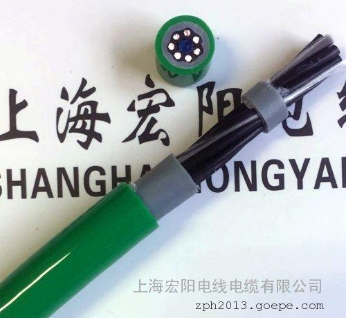 PUR拖链电缆4*1.5SQ火热销售中,上海宏阳电线电缆有限