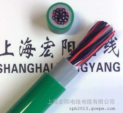 PUR拖链电缆4*1.5SQ火热销售中,上海宏阳电线电缆有限公司