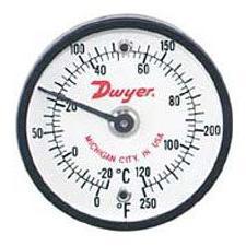 Dwyer ST系列 表面安装温度计