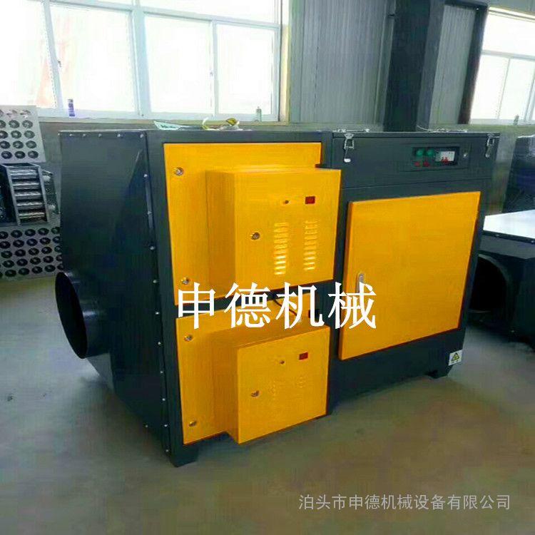UV光氧废气处理设备_河北光氧净化器