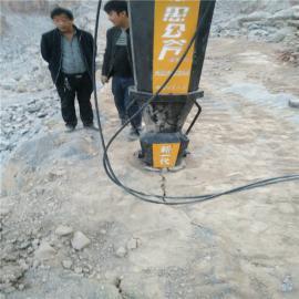 液压劈裂机岩石撑裂机