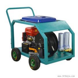 管道疏通机 工业用汽油型管道清洗机 排水管道疏通设备