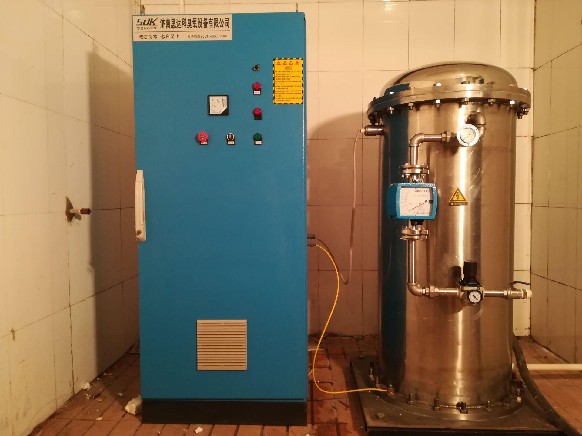 废气除臭臭氧发生器 废气处理臭氧发生器