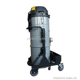 大功率工业吸尘器打磨车间用吸粉尘吸尘器上下桶吸尘器厂家