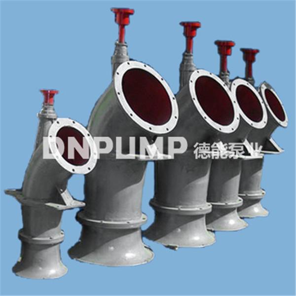 德能泵业500ZLB-8-75KW立式轴流泵