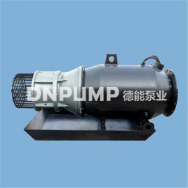 防汛排涝500QZB雪橇式轴流泵 潜水泵
