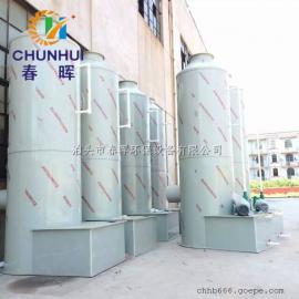 宝鸡市中小锅炉脱硫塔玻璃钢、pp、碳钢材质造价区分