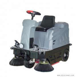 奥科奇小型电动扫地车OS-V1 工厂物业用电动扫地机