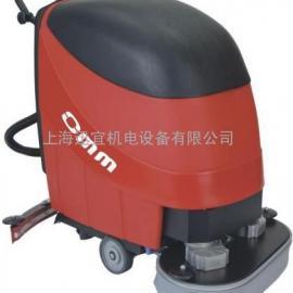 意大利OMM(奥美)原装进口610SFERA自行走电池动力全自动洗地机