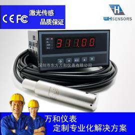 WH311万和深度传感器 4-20mA数字显示