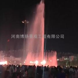 太康音乐喷泉施工、太康音乐喷泉设计、郑州音乐喷泉公司,博扬景
