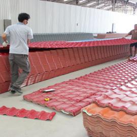 红河树脂瓦
