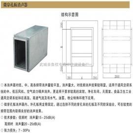 山东通风管道消声器生产厂家