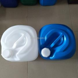 庆云新利25公斤角口塑料桶25L塑料桶25KG堆码方桶