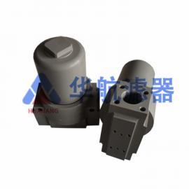 华航厂家生产YPM110压力管路过滤器,润滑油铝壳过滤器