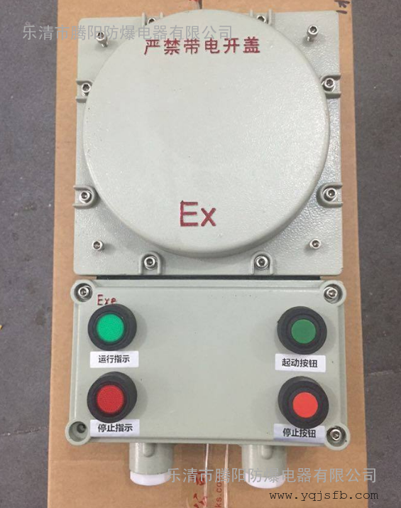 BQC防爆电磁启动器 10A 60A可带逆电